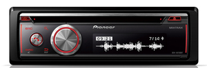 Pioneer DEH-X8700BT sintonizzatore auto cd/dvd | Dodax.it