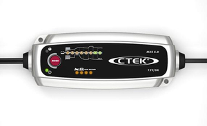 Ctek - Vehicle Battery Charger (MXS 5.0) | Dodax.ch