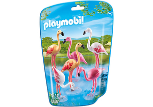Playmobil - Playmobil City Flamingoschwarm (6651) | Dodax.at