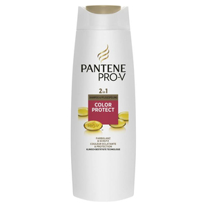 Pantene Pro-V - 2in1 Color Protect, Shampoo & Pflegespülung (500 ml) | Dodax.ch