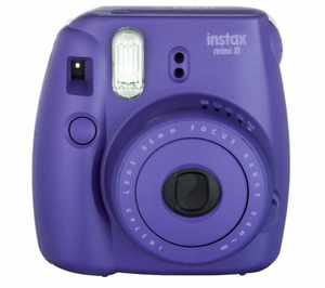 Fujifilm Instax Mini 8 violett | Dodax.at