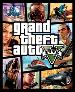GTA V - PlayStation 4 | Dodax.ch