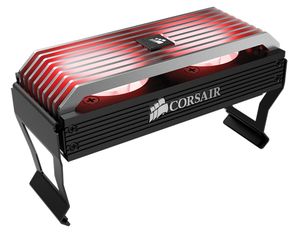 Corsair Dominator Airflow Platinum LED Fan | Dodax.ch