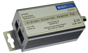 Wantec 5613 PoE-Adapter | Dodax.at