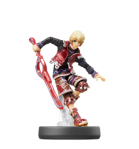 Nintendo - amiibo Shulk No.25 Collectible Figure (1069166) | Dodax.co.uk