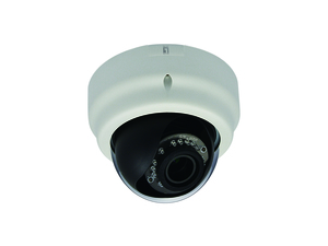 LevelOne Fixed Dome Network Camera, 3-Megapixel, PoE 802.3af, Day & Night, IR LEDs   Dodax.ch