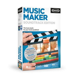 Magix Music Maker Soundtrack Edition 2013 | Dodax.ch