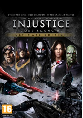 Warner Bros Injustice: Gods Among Us - Ultimate Edition, PC | Dodax.co.uk