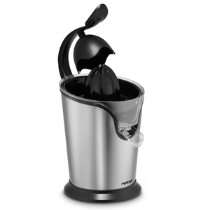 Rotel - Electric Citrus Press, 85 W, 0.5 L, Black/Chrome (AG U 46.5CH1) | Dodax.ch