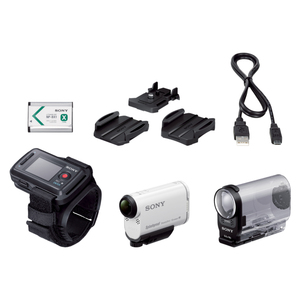 Sony Actioncam HDR-AS200VR, Remote Kit | Dodax.ch