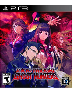 Tokyo Twilight Ghost Hunters Italian Packaging - PS3 | Dodax.ch