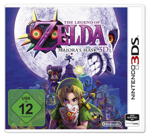 The Legend of Zelda Majora's Mask 3D - 3DS | Dodax.ch