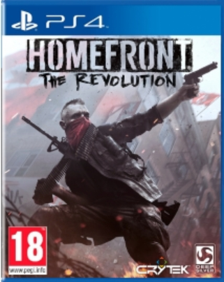 Deep Silver Homefront: The Revolution, PS4 | Dodax.co.uk