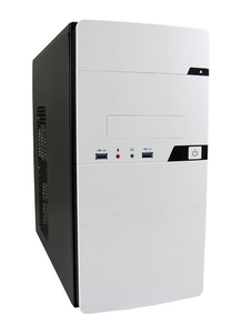 Lc-Power Micro Tower LC-2003MW-ON | Dodax.ch
