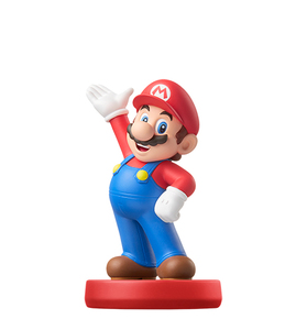 Nintendo - amiibo Super Mario Collection Mario Collectible Figure (1069666) | Dodax.at