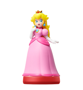 Nintendo - amiibo Super Mario Collection Peach Figur (1069866) | Dodax.at
