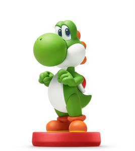Nintendo - amiibo Super Mario Collection Yoshi Collectible Figure (1069966) | Dodax.de