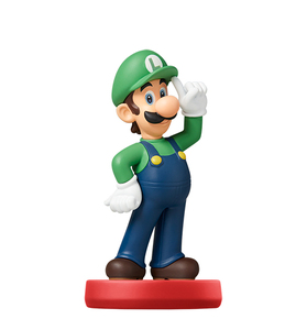 Nintendo - amiibo Super Mario Collection Luigi Collectible Figure (1069766) | Dodax.it