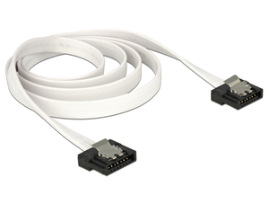 DeLOCK - Cable SATA III 7-pin 0.7m Male/Male (83505) | Dodax.ch