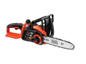 Black & Decker - Cordless Chainsaw, 18 V, 2 Ah (GKC1825L20) | Dodax.ch