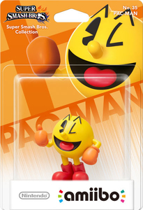Nintendo - amiibo Pac-Man No.35 Collectible Figure (1070966) | Dodax.at