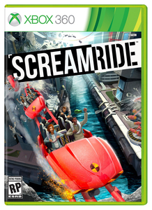 Microsoft Screamride, Xbox 360 | Dodax.co.uk