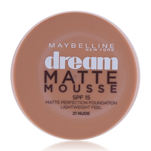 Maybelline Dream Matte Mousse 21 Nude | Dodax.ch