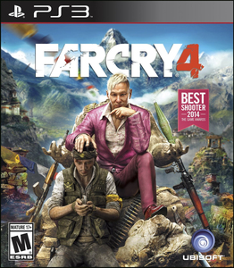 Far Cry 4 German Edition - PS3 | Dodax.ch