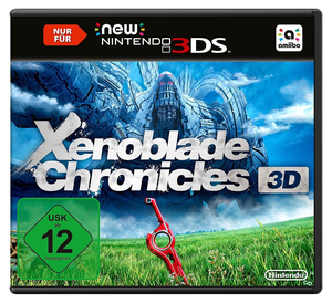 Xenoblade Chronicles 3D - 3DS | Dodax.at