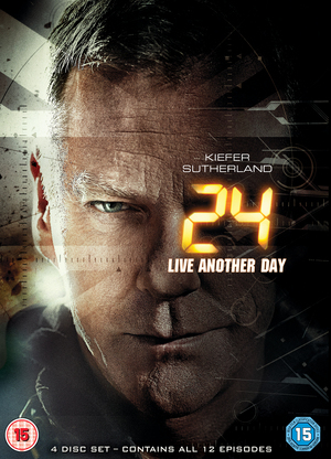 20th Century Fox 24: Live Another Day DVD 2D English, Spanish | Dodax.co.uk