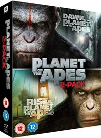 20th Century Fox Planet of the Apes: Rise & Dawn | Dodax.es