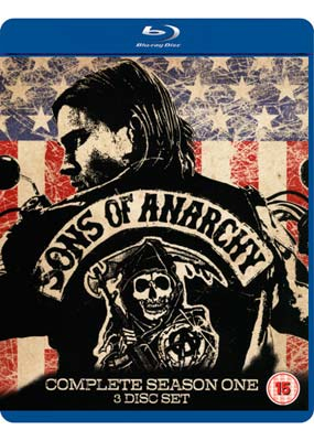 20th Century Fox Sons of Anarchy: Season 1 | Dodax.nl
