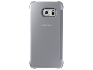 Samsung - Clear View Cover For Galaxy S6 edge (EF-ZG925BSEGWW) | Dodax.ch