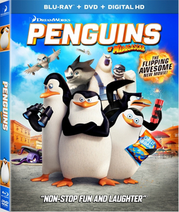 20th Century Fox Penguins of Madagascar | Dodax.com