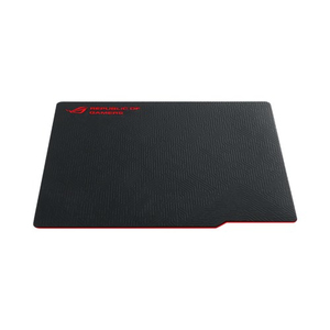 ASUS- Mouse Pad ROG Whetstone Black, Red (90MP00C1-B0UA00) | Dodax.ch