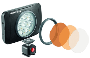 Manfrotto LED Video Light Lumie Muse | Dodax.ch