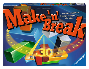 Ravensburger Make 'n' Break | Dodax.es