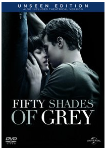 Universal Fifty Shades of Grey - The Unseen Edition | Dodax.co.uk