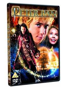 Universal Peter Pan | Dodax.co.uk
