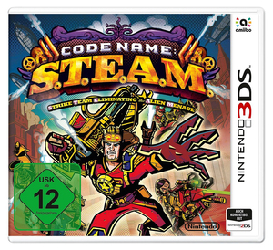 Code Name: S.T.E.A.M. - 3DS | Dodax.co.uk
