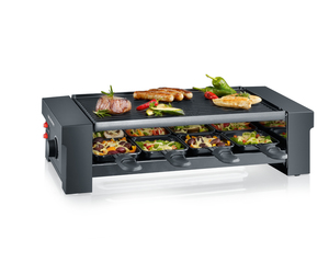 Severin - Pizza-Raclette-Grill 1150W (RG2687) | Dodax.ch