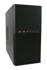 Lc-Power Micro Tower LC-2004MB-ON | Dodax.at