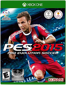 PES 2015, Pro Evolution Soccer, XBox One-Blu-ray Disc | Dodax.at