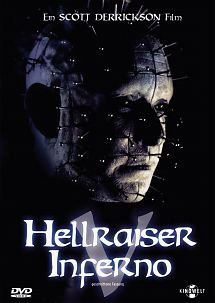 Hallraiser Inferno, 1 DVD, dtsch. u. engl. Version | Dodax.ch