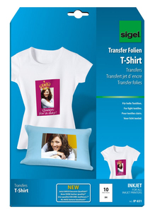 Sigel IP651 T-Shirt Transfer-Folie | Dodax.ch