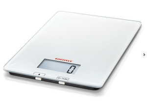 Soehnle - Kitchen Scale up to 5 kg, LCD, White (65118 1) | Dodax.at