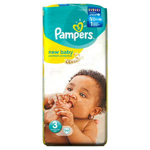 Pampers Premium 3 Sparpack | Dodax.at