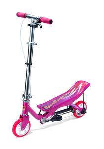 SpaceScooter Junior pink | Dodax.ch