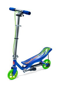 SpaceScooter Junior blau | Dodax.ch