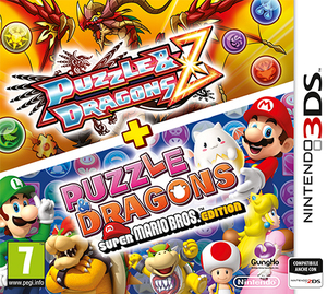 Puzzle & Dragons Z + Puzzle & Dragons: Super Mario Bros. Edition - 3DS | Dodax.de